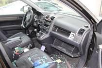 Šest aut vykradl za dva měsíce dvaatřicetiletý muž, kterého teď dopadli policisté z brněnského Komárova.