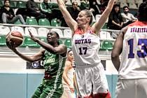 Basketbalistky Králova Pole porazily Botas 80:75