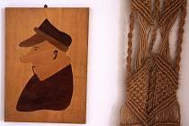 Z výstavy Bazar Art.
