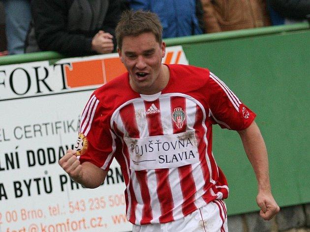 Bývalý útočník 1. FC Brno Petr Švancara.