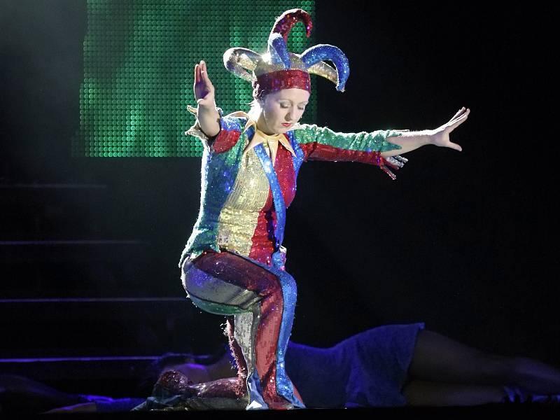 Lord of the Dance v Kajot Areně.