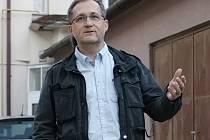 Brněnský urolog Igor Motíl.