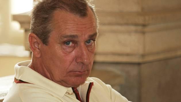Bývalý policista Rudolf Hudec.