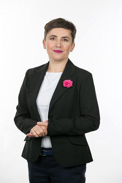 Marie Jilková.