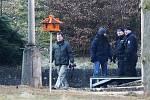 Ve Veverské Bítýšce došlo v laboratoři k výbuchu. Na místě zasahovaly policejní i hasičské jednotky.