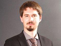 Generální ředitel firmy ENBRA Karel Vlach.
