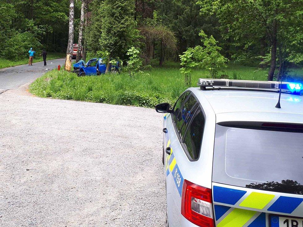 Tragicky skončila v úterý dopoledne jízda pětašedesátiletého řidiče Škody Fabia.