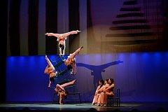 Čínský národní cirkus.
