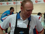 Dráhova cyklistka Jarmila Macháčová.