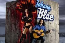 Slepého muzikanta Johnnyho Blue ztvární v muzikálu Dušan Vitázek, ďábla v podobě ženy Satany Andrea Březinová.