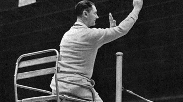 Polda uměl za mikrofonem fandit, vzpomíná na legendu Hrančík