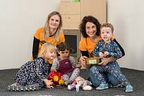 Od 2. února mohou děti využívat miniškolku Macešku v Bílovicích nad Svitavou.