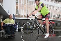 Závod Opel Handy Cyklo Maraton.