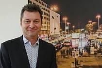Ředitel brněnského dopravního podniku Miloš Havránek.