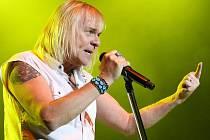 Britská hardrocková legenda Uriah Heep.