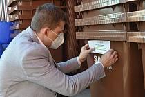 Do brněnských ulic přibudou hnědé popelnice na bioodpad.