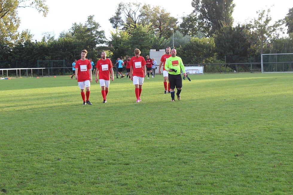 V brněnském finále krajští policisté zdolali ČSSD 5:1.