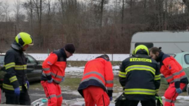Už druhou oběť si vyžádala letošní zima. V Ořechově na Brněnsku skončil v péči záchranářů v neděli odpoledne podchlazený starší muž, který později zemřel.