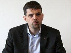 Náměstek primátora Petr Hladík.