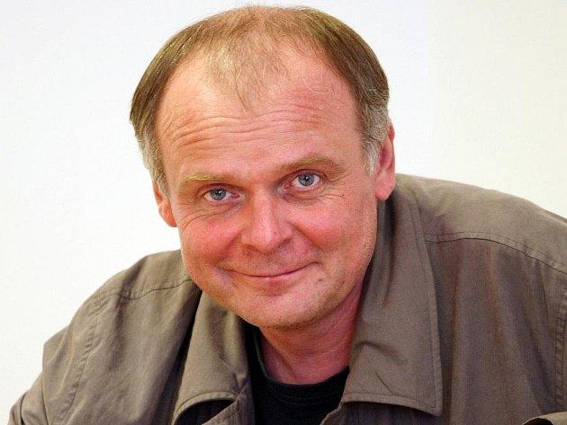 Herec Igor Bareš.