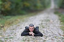 Sportovní redaktor Rovnosti Jaroslav Kára.