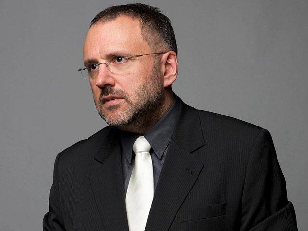Brněnský radní a senátor Jiří Zlatuška.