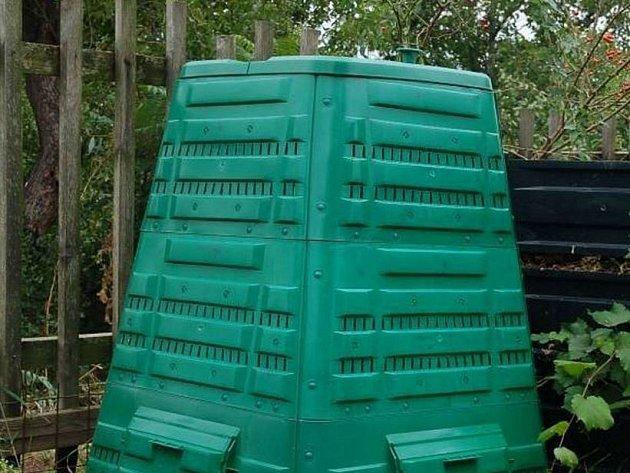 Kompostér - ilustrační foto.