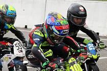 Víkend 26. – 27. 9. se na brněnském automotodromu nesl ve znamení minibiků.