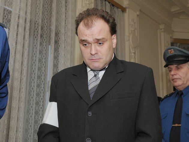 Martin Soukup u brněnského soudu.