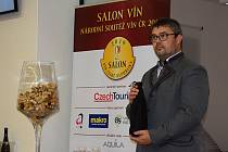 Ve Valticích vyhlašovali nového šampiona Salonu vín. Stalo se jím pošesté Zámecké vinařství Bzenec.