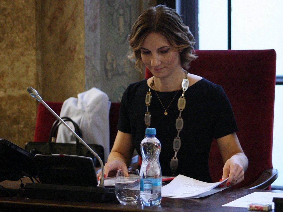 Novou primátorkou Brna se stala Markéta Vaňková z ODS.