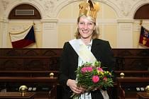 Sedmatřicetiletá Gabriela Bajková vyhrála jihomoravské kolo soutěže Zlatý Ámos.