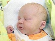 Ota Weidinger z Křenovic nar. 4.3.2013 v Nemocnici Milosrdných bratří