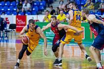 BK Opava - Basket Brno 93:71
