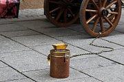 Od pátku do neděle hrály v centru Brna různé flašinety. Sešli se tam flašinetáři z celého světa.