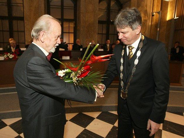 Ceny města Brna za rok 2012 jsou rozdané.