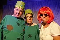Představit tvorbu divadelních souborů, ve kterých hrají herci s postižením, umožnil v pondělí Brňanům festival Divadelní prohlídka. Jednodenní přehlídka hostila v sále Kabinetu Múz vystoupení čtyř souborů z naší republiky.