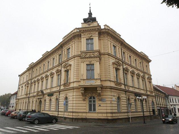 Besední dům v Ivančicích. Ilustrační foto.