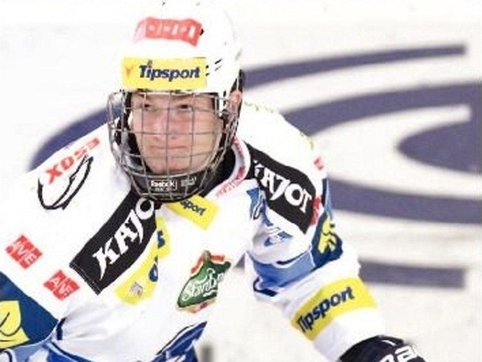 Hokejista Pavel Jenýš.