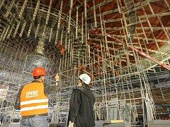 Přestavba brněnské haly Rondo.