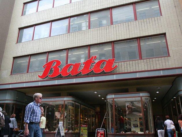 Brouka a Babku vystřídalo další slavné podnikatelské jméno - Baťa.