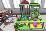 V Břeclavi vzniklo nové komunitní centrum pro rodiče s dětmi.
