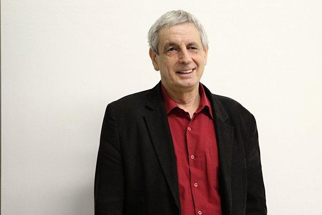 Jiří Herman je ředitelem brněnského gymnázia na třídě Kapitána Jaroše už dvacet let.