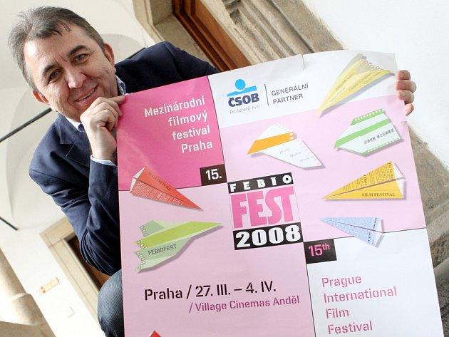 Fero Fenič - Febiofest 2008