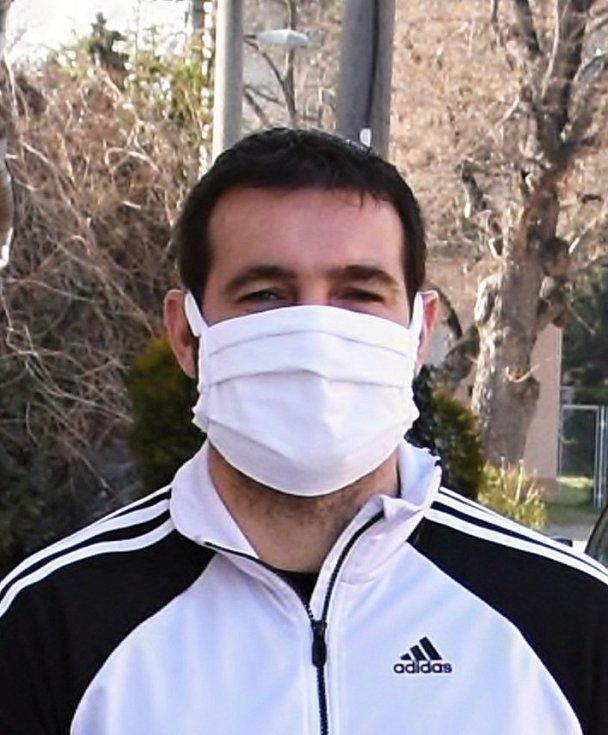 Poznali jste ho? Bývalý prvoligový fotbalista Ivan Dvořák z Břeclavi.