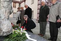Pamětníci si v Kounicových kolejích připomněli rok 1939.