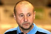 Trenér Volejbalu Brno Miroslav Malán.