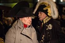 V Brně se konala připomínková akce s historickým průvodem ke 210. výročí pobytu Napoleona ve městě.