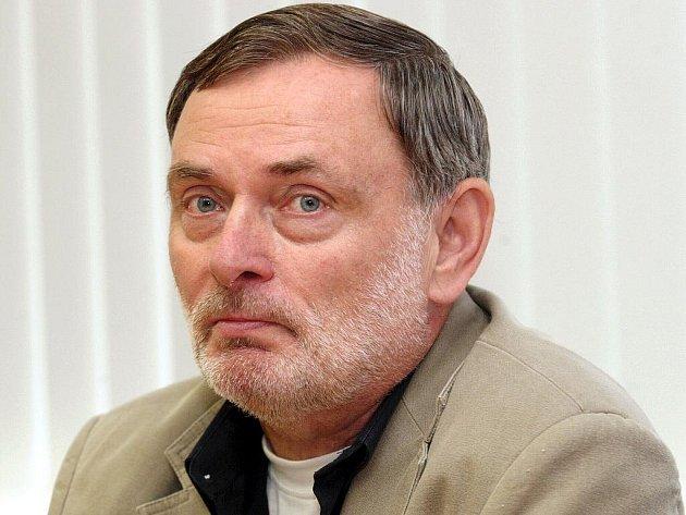Ombudsman Pavel Varvařovský.