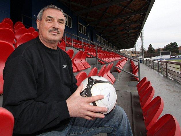 LEGENDA ZBROJOVKY. Rostislav Václavíček hrál sice několik let v zahraničí, nakonec se ale do Brna vrátil.